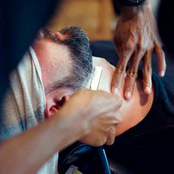 barbería en Zaragoza